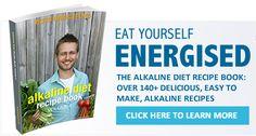 get the alkaline diet recipe book