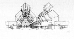 1981. Stazione marittima di Piombino, interno