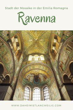 Ravenna - die Stadt, die mich wohl am meisten überrascht und beeindruckt hat...