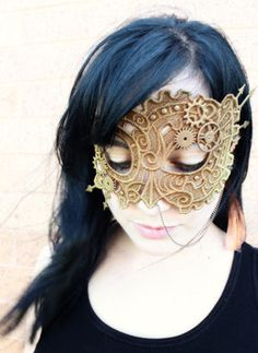 Steampunk Masquerade how-to!  Courtesy of Urban Threads:  http://www.urbanthreads.com/pages?id=726