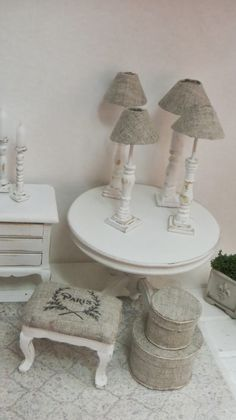 Fairy Lamps for winter nights and Christmas