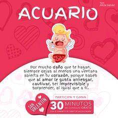 #Acuario participa en nuestro Concurso Especial de #SanValentin dónde sorteamos una consulta de Tarot gratis. Regístrate aquí para hacerte con ella: