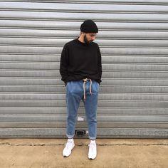 "665 Likes, 16 Comments - Sebastien (@sebmldno) on Instagram: ""Outfit du jour ✌️"""