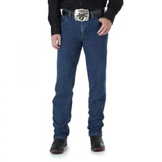 Wrangler Premium Performance Advanced Comfort Cowboy Cut Regular Fit