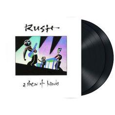 """L'album dei #Rush intitolato """"A show of hands"""" su doppio vinile."""