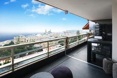 Luxury real estate in Monaco MC - Penthouse for Annual Rent overlooking the Monte-Carlo Casino - JamesEdition
