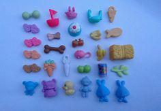 Littlest Pet Shop - LOT d ACCESSOIRES - Nourriture os friandises et doudou ...   | eBay