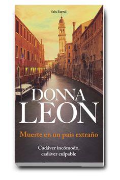 Muerte en un país extraño - Donna Leon