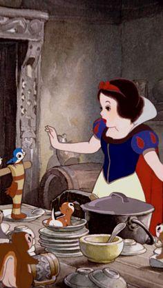 "disneylockscreens: "" ""Snow White - Lockscreens/Backgrounds. Feel free to use. PLEASE DO NOT REPOST OR CLAIM AS YOUR OWN — reblog or…"