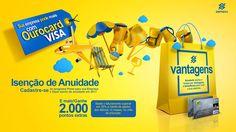 banking poster Banco do Brasil Empresas on Behance Banner Design, Flyer Design, Banks Ads, Digital Banner, Billboard Design, Promotional Design, Ads Creative, Best Ads, Layout