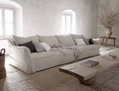 Zara home zara home table, zara home sofa, living room sofa, living roo Furniture, Room, Interior, Home, Sofa, House Styles, House Interior, Interior Design, Home And Living