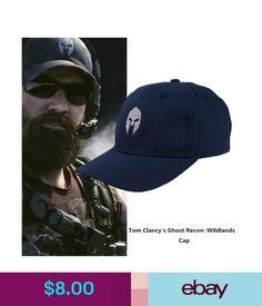 Tom Clancy/'s Ghost Recon Wildlands Cap Skull Logo Cap Baseball Cap Game Cosplay