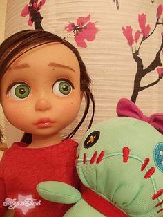 Ellie Scrump ♥ | Flickr - Photo Sharing! Repaint of Rapunzel
