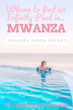 Whether you're relaxing post-safari or just use it for the day, here is where to find an infinity pool in Mwanza, Tanzania! Student Travel, Travel Images, Africa Travel, Culture Travel, Beach Resorts, Tanzania, Safari, Travelogue, Travel Tips