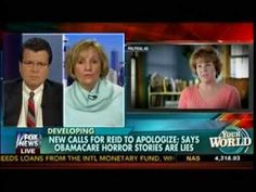 New Calls For Reid To Apologize; Says Obamacare Horror Stories Are Lies ...