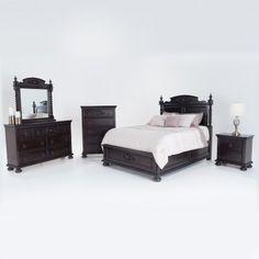 Haven 8 Piece King Bedroom Set | Bedroom Furniture | Bob\'s ...