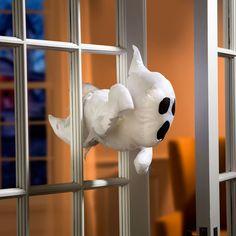Halloween Animated Window Crasher