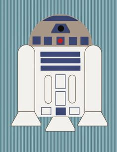 Stampin' With Sue: Happy Star Wars Day! R2D2 made with My Digital Studio (MDS). Note: I did not put my watermark on this so that you can print it out or use it in your digital works. MDS Images are copyrighted by Stampin' Up! Design by Sue Root. Enjoy!