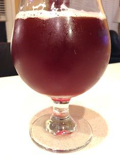 Imperial India Red Ale HomeBrew