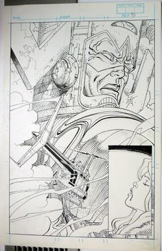 Silver Surfer graphic novel