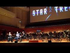 Interview with Michael Giacchino - Star Trek - Live to Projection - 21st Century Symphony Orchestra