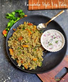 Rice Bath recipe with step by step photos is basically Karnataka style vegetable pulao . A great onepot dish that's easy to cook , tasty and a crowd pleaser . Vegetarian Recipes Easy, Indian Food Recipes, Cooking Recipes, Ethnic Recipes, Mix Vegetable Recipe, Vegetable Recipes, Pudina Recipes, Rice Bath Recipe, Veg Pulao Recipe