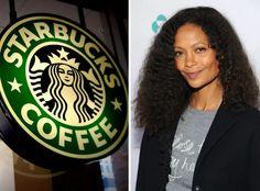 Thandie Newton Puts Starbucks on Blast for Offensive Store Display