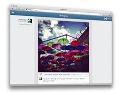 Instagram now lets you check your feed on the web