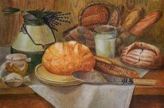 Кириллова Елена. Хлеб с молоком