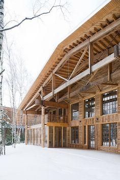 "House ""Ъ"" | Totan Kuzembaev Architectural Studio"