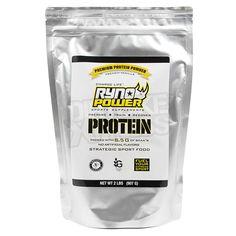 Ryno Power Protein Supplement Powder - French Vanilla