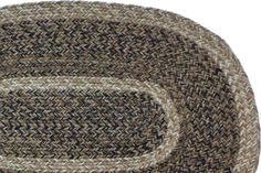 1777 - Charles Blend - Braided Rug $111.00 3 x 5? Check others on this site.