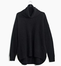 Stay warm: Madewell the always turtleneck sweater / Garance Doré