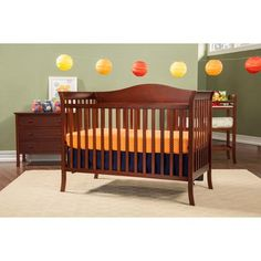 Baby Mod Bella Crib and 3 Drawer Dresser Set with BONUS Changing Table Cherry  sc 1 st  Pinterest & Baby Mod Ava Crib and 3 Drawer Dresser Set with BONUS Changing Table ...