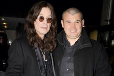 Mr. Osbourne & Louis John.