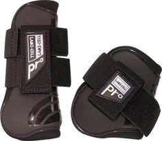 Lami-Cell Pro Tendon and Fetlock Boots - Black - Horse by Lami-cell. Save 18 Off!. $55.15