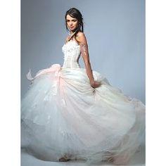 Cymbeline Paris princess wedding gown