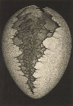 """Hitoshi Karasawa - Self-conceit II from portfolio """"Illumined Sinful-Redemptional Sphere"""" (wood-engraving on paper, Scratchboard, Black And White Drawing, Wood Engraving, Texture Art, Japanese Art, New Art, Wallpapers, Illustrations, Stars"""