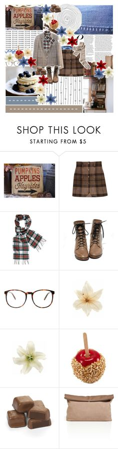 """""""//the downpour outside♥"""" by tropical-songwriter ❤ liked on Polyvore featuring moda, Opening Ceremony, Jack Wills, ASOS, Clips, Gap i See by Chloé"""