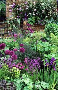 Chelsea herb garden