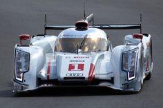 Audi R18 e-tron quattro wins Le Mans, followed by R18 quattro and R18 ultra