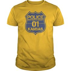 [Cool tshirt names] Police Department 01 Badge Kansas Law Enforcement Tshirt  Shirts of week  Police Department 01 Badge Kansas Law Enforcement Tshirt  Tshirt Guys Lady Hodie  SHARE and Get Discount Today Order now before we SELL OUT  Camping a policeman to save time archeology shirts department 01 badge kansas law enforcement tshirt