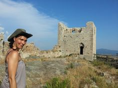 Discovering the amazing fortress of Montemassi, Grosseto, Tuscany