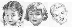 Aprende a realizar retratos de niños de todas las edades