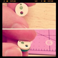Shrink Plastic and Polymer Clay Beads | The Zen of Making