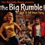 The Big Rumble! (Rock & Roll Radio). This playlist is a collection of my favorite Blues, R&B, Soul, Country, Doo-Wop, Folk music, Surf/Hot-rod-music & Rockabilly from the late 50s & early 60s.It's a playlist filled with wild, guitar infused tales of horror, hoodlums, homicides, high school, hooch & hot-rods, mixed with some surfboards, sinners and the super sultry Sweet Sixteen, the main themes of juvenile life in the era of Rock & Roll.