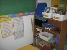 organizing learning centers