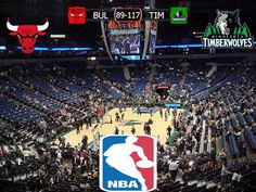 NBA 2016/17: Chicago Bulls 89-117 Minnesota Timberwolves