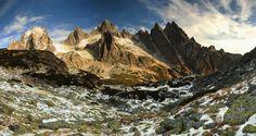 Vysoke Tatry - mountain range High Tatras, Slovakia