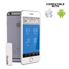iLuun Air - Smart Wireless Storage Drive